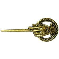 Mahi Gold Wedding Gold Plated Alloy Contemporary Brooch