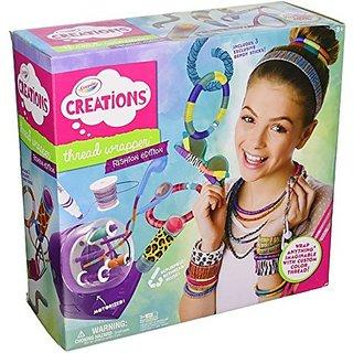 Ex Crayola Thread Wrapper Fashion Edition
