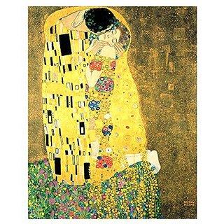 Pintoo - H1765 - Klimt - The Kiss - 2000 Piece Plastic Puzzle