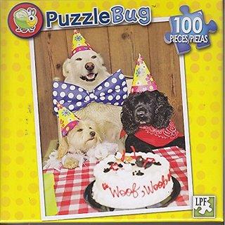 Puzzlebug 100 Piece Puzzle