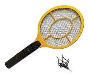 Magic Mosquito insect killer bat Repelling Racket rechargeable