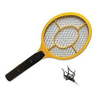Mosquito Insect Killer Repelling RACKET Rechargeable With 1Year Warranty Available in Blue,Green,Red,Yellow,Orange Color