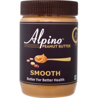 Alpino Peanut Butter Smooth 510g