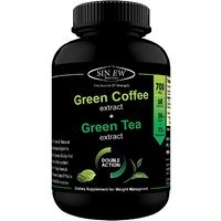 Sinew Nutrition Green Tea And Green Coffee Extract 700