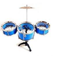 Kid's 7 Piece Mini Jazz Drum Set