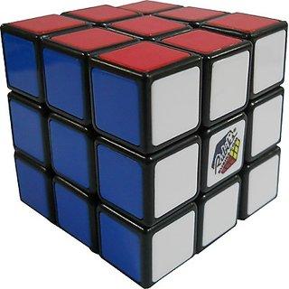 Funskool Rubiks Cube 3 X 3 - Stickerless (1 Pieces)