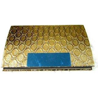 AV Enterprises Golden Card Holder