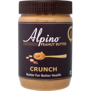 Alpino Peanut Butter Crunch 510g