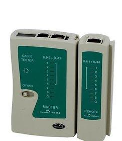 LAN TESTER Cat-5,6 Cable Network LAN CableTester RJ11  RJ45