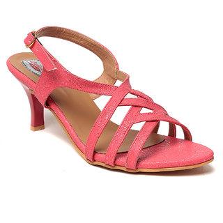 MSC Women's Pink Heels