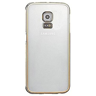 the latest 11b3d 2e22a Samsung Galaxy Note 3 Neo SM-N7505 Back Cover TRANSPARENT WITH GOLD BORDER