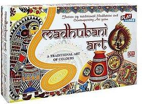 DDH Madhubani Art DIY Activity Game
