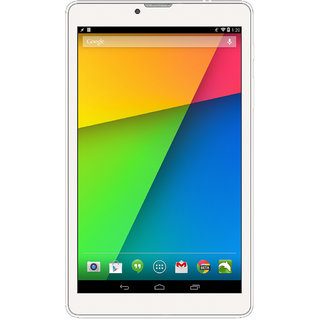 iZOTRON Mipad 07 (7 Inch Display, 8 GB, Wi-Fi + 3G Calling, White)
