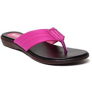MSC Women's Pink Flats