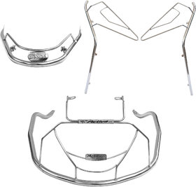 Ride Smart Honda Activa 125 Safety Guards Stainless Steel Frame Easy Do-it-yourself set up