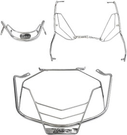 Ride Smart Hero Maestro Edge Safety Guards Corrosion Resistant Stainless Steel Frame Easy Do-it-yourself set up