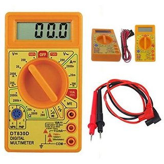 Good Quality DT830D Digital Multimeter Multitester with LCD Display