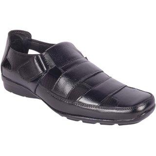 2b883f583 Buy Admire 100 genuine leather sandals for men s Online - Get 70% Off