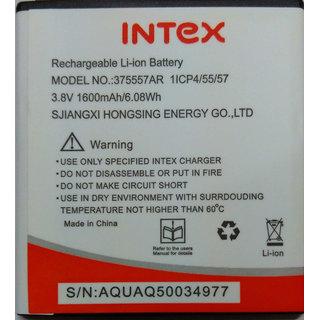 Intex AQUA Q5 Li Ion Polymer Replacement Battery 375557AR