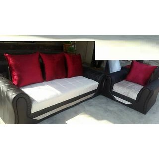 Om Sofa Furniture Presents Dark brown color sofa set for Home