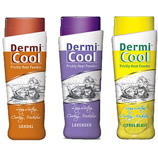 DermiCool  Prickly Heat Powder