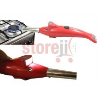 Battery Operated Dolphin 2 In 1 Electronic Gas Lighter With LED Torch ( Buy One Get One Free)