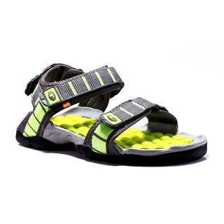 SS0504G Sparx Men' Floater Sandals (SS-504 Grey)
