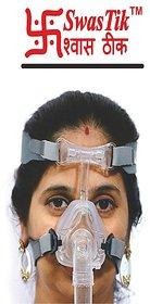SwasTik  CPAP Nasal Mask (Medium)