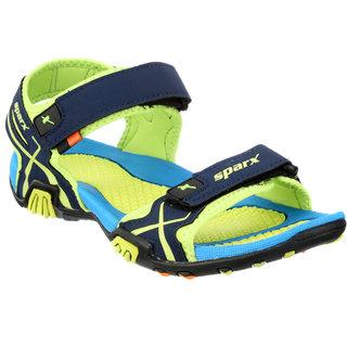 3a19ad845 Buy SS0451G Sparx Men  Floater Sandals (SS-451 Navy Blue) Online ...
