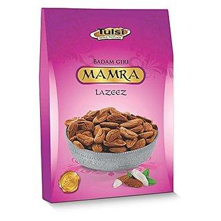 TULSI Mamra Almonds LAZEEZ Silver 1 kg (200 x 5)