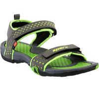 SS0803L Sparx Women' Floater Sandals (SS-803 Dark Grey)
