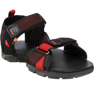SS0105G Sparx Men' Floater Sandals (SS-105 Black)