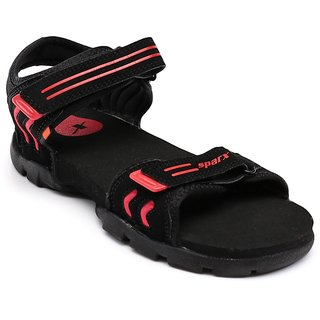 0dc487519240 Buy SS0106G Sparx Men  Floater Sandals (SS-106 Black) Online   ₹775 from  ShopClues