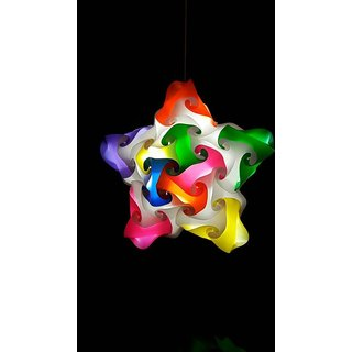 Star Lamp , Lamp , Ball Lamp, Jigsaw Puzzle Lamp, Hanging Lamp, Night Lamp, Ceiling Lamp, IQ Lamp , Beautiful Lamp, Ro