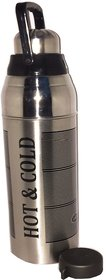 Sports insulated Hot  Cold Stainless Steel Water Bottle, Atlas - 1600