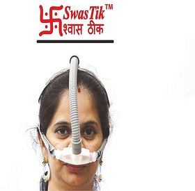 SwasTik  CPAP Nasal Pillow Mask