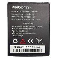 Replacement  Mobile Phone Battery For Karbonn S5 Titanium 2000 MAh