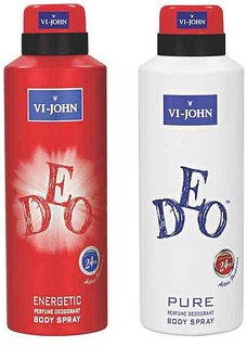 VIJOHN Deo Pure  Energetic