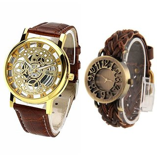 S4 Analog Watch Man  Woman