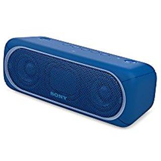 Sony SRS-XB30 Bluetooth (Blue) With 1 Year Sony India Warranty