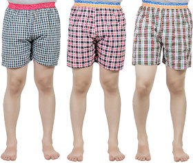 Akaas Men's Multicolor Boxers
