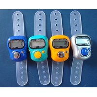 Watch Shaped Adjustable Finger Tally Counter Buy 1 Get 1 Free - 4761602