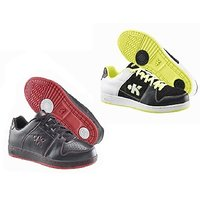 Kipsta Starever Jr Shoes Color-Yellow Size (Uk) - 13