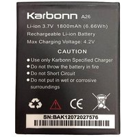 Replacement Mobile Phone  Battery For Karbonn A26