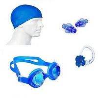 Krazy Fitness Essential Swimming Kit