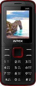 Intex Eco 205 Black Color