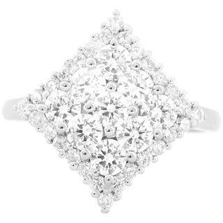 Bhargava Gems 925 Sterling Silver Silver Ring