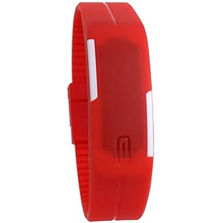 Led Band Watch For Small Kids