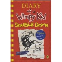 Diary of a Wimpy Kid  Double Down  (English, Hardcover)