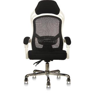Silver Arrow Multicolor Plastic Adjustable Seat Height Chair